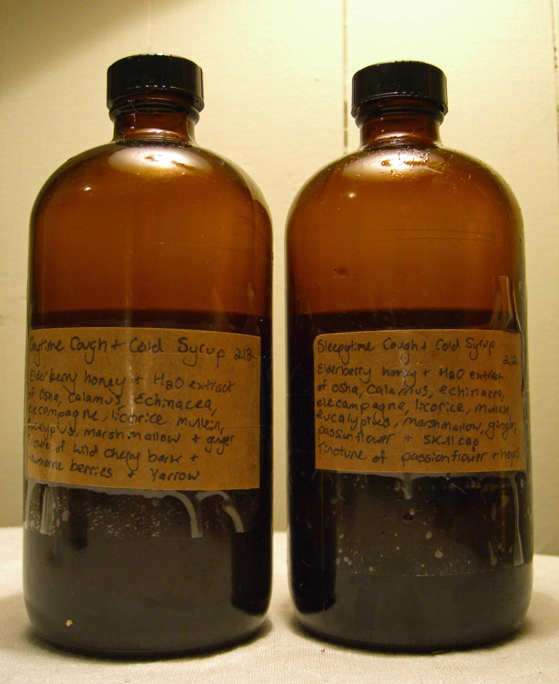Herbally Healing Bronchitis // Sick Days & Making Syrup