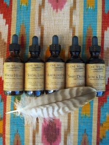 collection- tincture formulas