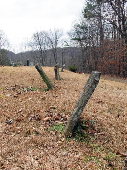 Weaverville Graveyard