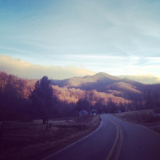 weaverville view