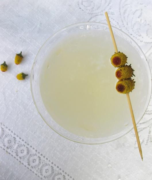 Spilanthes drink