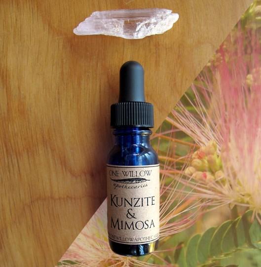 Kunzite Mimosa no text