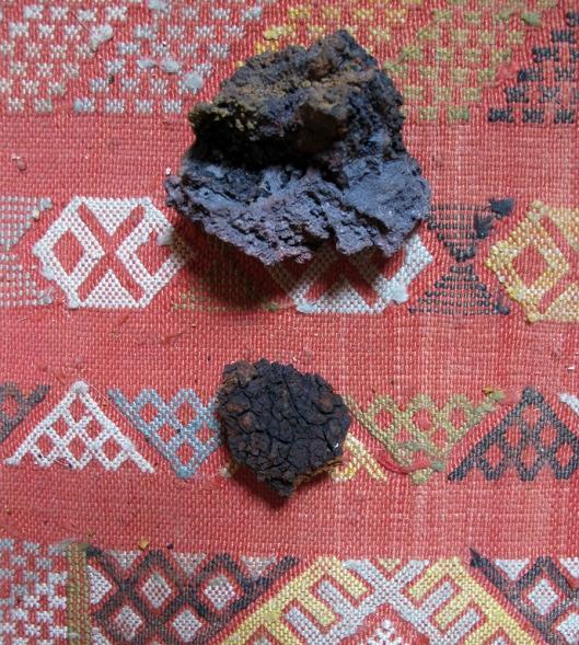 Hematite and Chaga