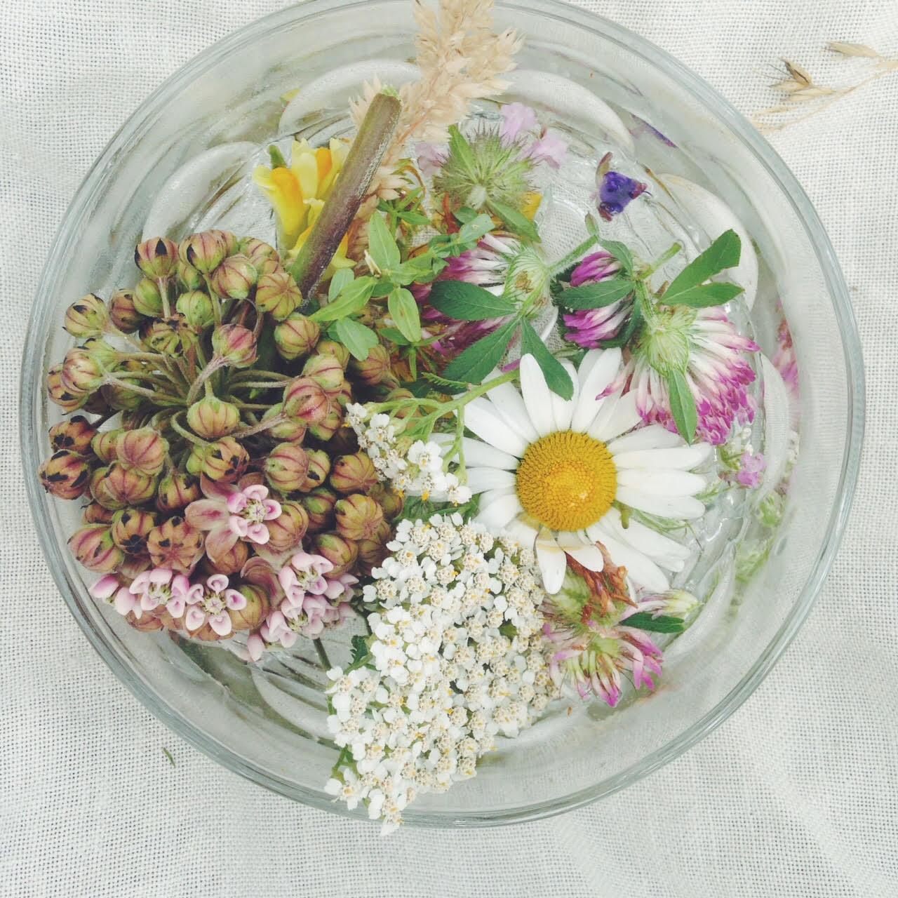 Flower Essence Bowl