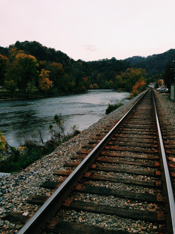 Marshall Train tracks