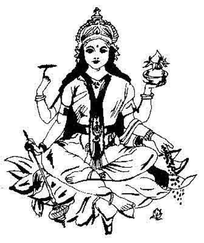 Hindu-Goddess-Devi-Lakshmi-Maa-Photo-0042