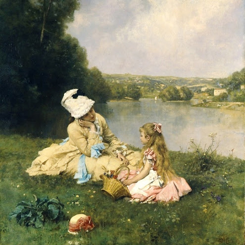 women-in-painting-ferdinand-heilbuth-figurative-painting-french-painter-of-19-century-2
